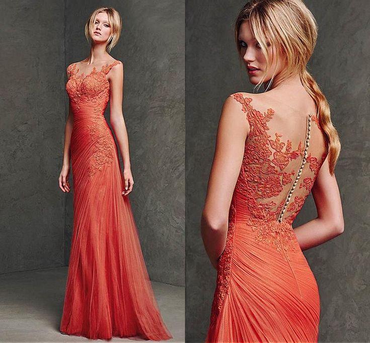 Junoesque Tulle Bateau Mermaid Long Prom Dress Wedding Party Dress Bridesmaid Dress Long Evening Dre on Luulla