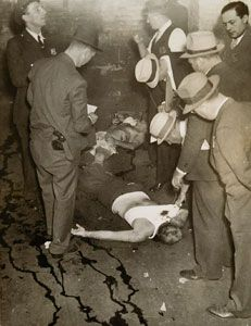 Morris L. Kessler (January 6, 1912 – September 30, 1935) was an American mobster and member of Joseph Amberg's gang in Brooklyn during the early 1930s. As Amberg's personal chauffeur and bodyguard, Kessler was a close associate in his organization until he was killed alongside his boss at a Brownsville auto garage by members of Murder Incorporated in 1935. The gangland slayings of Kessler and Amberg were among the first major contract killings committed by Murder Inc. and was one of the most…