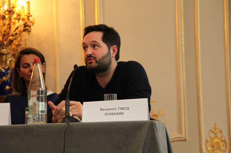 Benjamin Tincq, Co-Founder (OuiShare)
