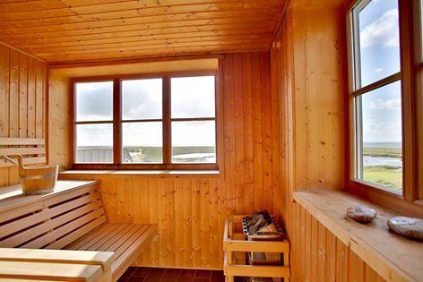 Ein Saunagang bei herrlichstem Ausblick...  #wellness #wellnessurlaub #hotel #nordsee #sauna #ausblick