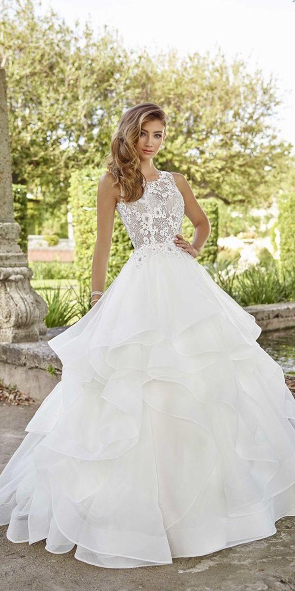 11c7b87099e6 30 Wedding Dresses 2019 — Trends & Top Designers | Rochii | Best wedding  dresses, Wedding și Wedding dresses