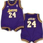 Kobe Bryant Infant Romper Jersey