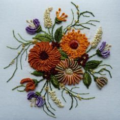 brazilian embroidery with instructions and designs    for You to Try