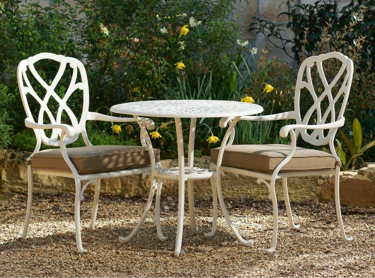 The Questelle Setting is elegant and classy garden furniture. The setting covers the romantic designs of yesteryear with a hint of the contemporary required in many modern aged care and retirement facilities. The Questelle setting can be used in a number of styles. To find out how we can help your outdoor space look great, call Crown Furniture on 1800 194 194, or visit http://bit.ly/2giCRIB