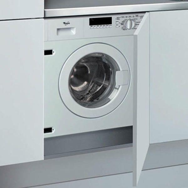 Whirlpool AWO/D070 6TH SENSE 1200rpm Integrated Washing Machine 7kg Load Class A++ £299