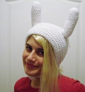Favorite Little Princess: Crocheted Adventure Time Fiona Hat