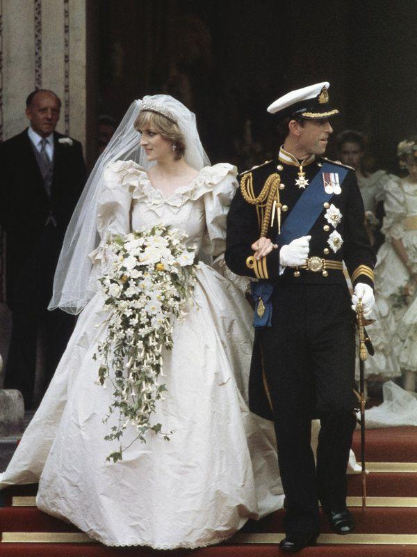 すきま風が吹いたダイアナ妃の結婚生活