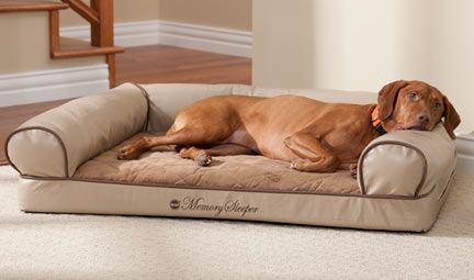 Orthopedic Dog Pad: Dog Bed with Support for Dog Arthritis Care