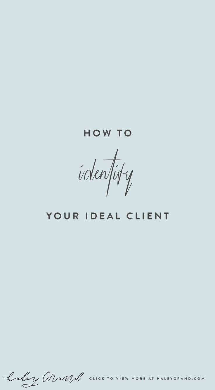 How To Identify Your Ideal Clients Using The Head And Heart Method