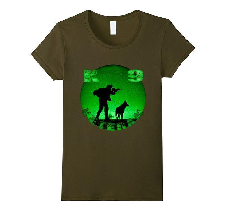 K-9 Veteran Military Tshirt
