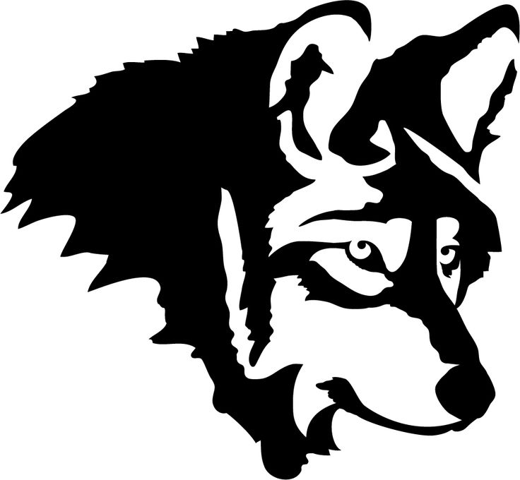 17 Best images about * Wolf Silhouettes, Vectors, Clipart, Svg ...