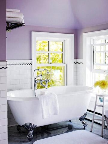 Best Bathroom Ideas Images On Pinterest Bathroom Ideas - Lavender towels for small bathroom ideas