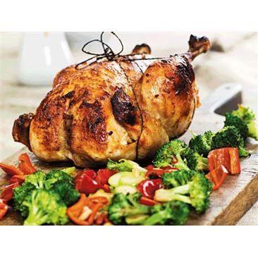Jennie Walldéns Mango chutney-kyckling med chilibroccoli