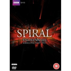 Spiral - Series 1 and 2. The French TV equivalent of THE WIRE or NYPD BLUE...and a fascinating look into their legal system.