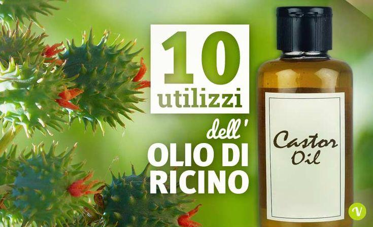 L'olio di ricino idrata la pelle, rinforza unghie e capelli e ne previene la caduta. Vediamo 10 utilizzi dell'olio di ricino per la bellezza.
