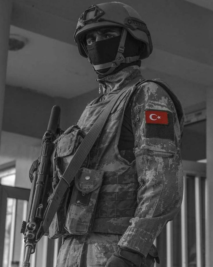 Turkish Soldier