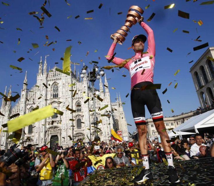 Tom Dumoulin Giro 2017 nu.nl
