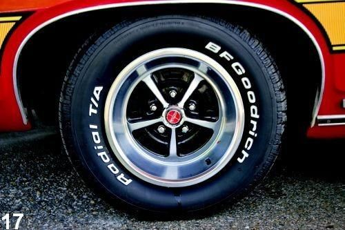 1970 - 1971 Ford Torino magnum 500 wheels | Ford ...