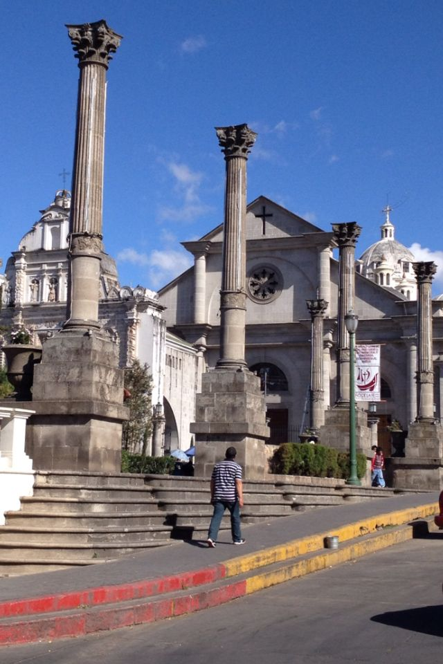 #xela #Guatemala #Quetzaltenango #Xelajú #centro #parque #CentroAmerica