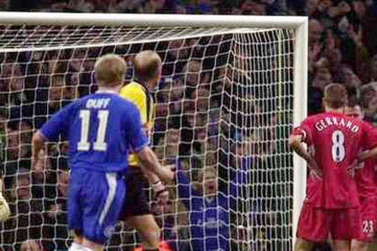 LFC in the League Cup final: 2005 - Heartbreak for Steven Gerrard as late own goal sparks Chelsea fightback
