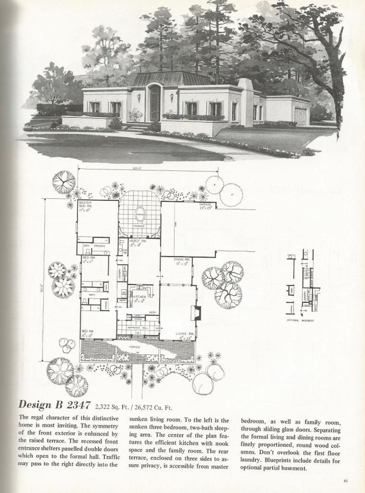 70 best john elgin woolf images on pinterest hollywood for Regency house plans