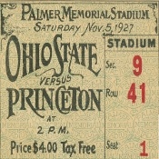 Ohio State football gifts, Princeton football gifts, drink coasters. http://www.christmasfootballgifts.com/ Christmas football gifts! The best football Christmas gifts in America!