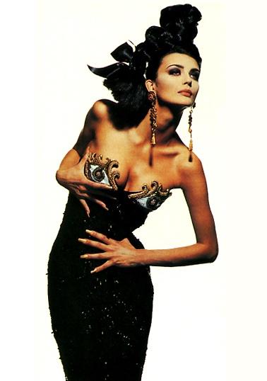 Ungaro Houte Couture 1992.