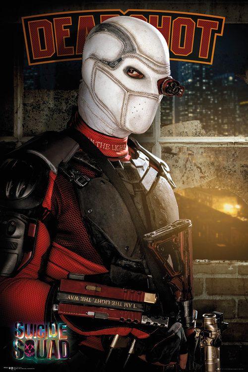 Suicide Squad - Deadshot/Floyd Lawton