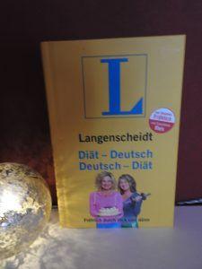 Susanne Fröhlich – Langenscheidt Diät – Deutsch Deutsch – Diät – tinaliestvor