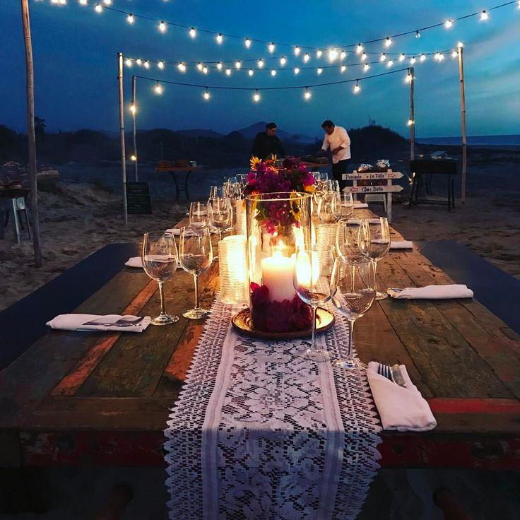 "104 Likes, 15 Comments - Trina Hendry (@trinahendry) on Instagram: ""Ocean, beach, dinner party...and tequila! #ranchopescadero #todossantos #baja #mexico"""