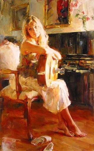 michael inessa garmash paintings | Garmash Michael & Inessa Garmash 5 painting | framed paintings for ...