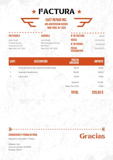 25+ melhores ideias de Invoice creator no Pinterest Desenho - online invoice generator