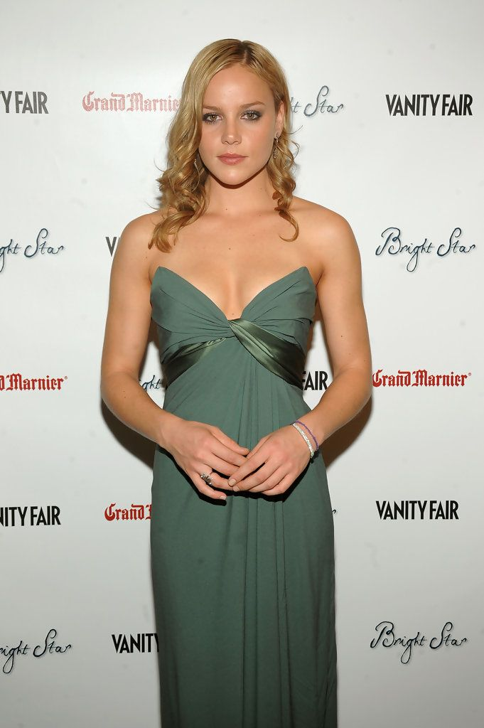 Charming Abbie Cornish ...Classy Hairstyles... She starred as Amanda in LaughMovie (2011)
