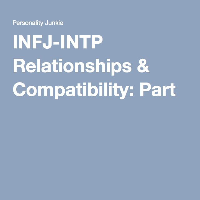 intp relationships and dating The intp personality type explained if you yourself are an intp, the following will give you numerous important insights into your intp careers intp relationships.