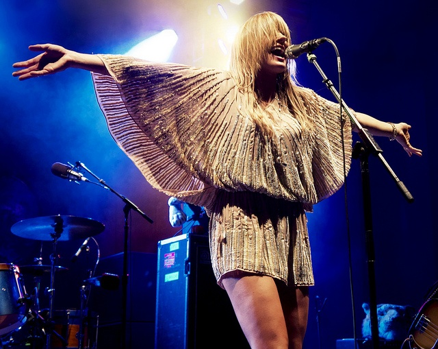 When I grow up I want to be able to perform like Grace Potter can. I couldn't respect her talent any more than I already do <3