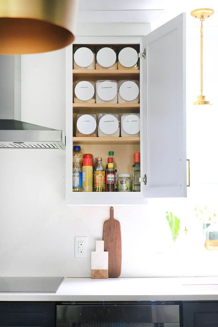 Cabinet Organization Tips Food Storage 101 Stockage