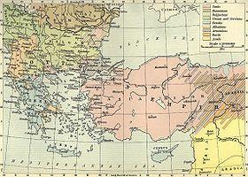 """La mayoría de la población armenia se concentraba en el este del Imperio Otomano. El genocidio duró de 1915 a 1923 y fue orquestado por """"los Jóvenes Turcos""""."""