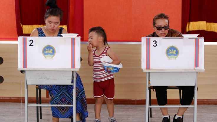 Amid Apathy, Mongolians Head to Polls Again to Choose New President