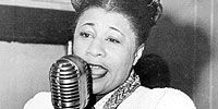 """Ella Fitzgerald ~ """"Something to Live For"""" via American Masters"""