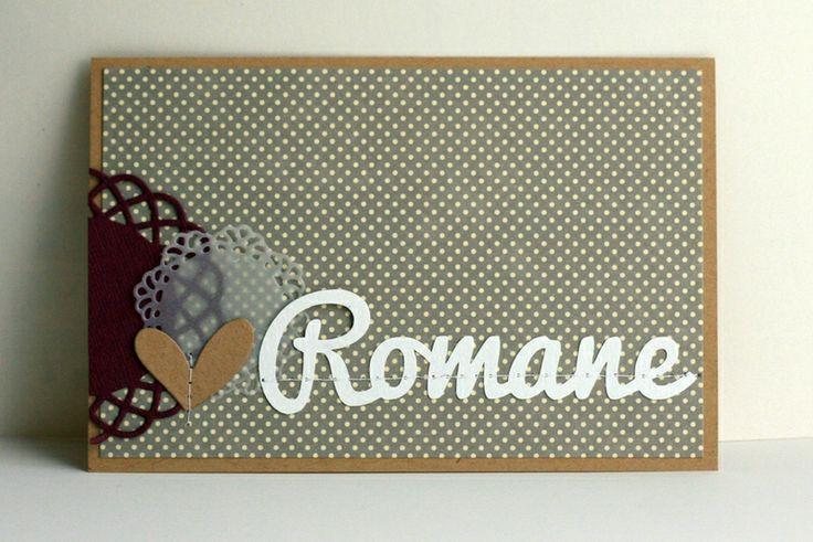 Faire-parts Romane (3)