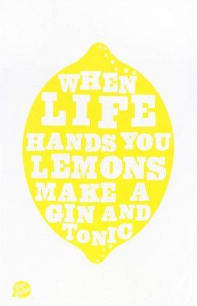 Utěrka ToDryFor Lemon | Milujito