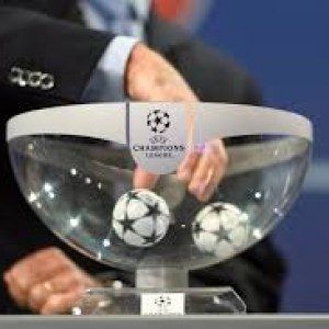 Football: UEFA Champions League Play-off round Draw