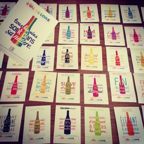 """L'interprofession des vins du Val de Loire, """"InterLoire, regroupe 50 appellations et dénominations, ce qui en fait la 3e interprofession des vins d'appellation de France."""" #1vin1caractere"""