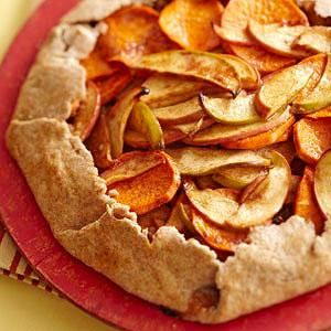 Rustic Apple-Sweet Potato | In just four easy steps, you can have a ...