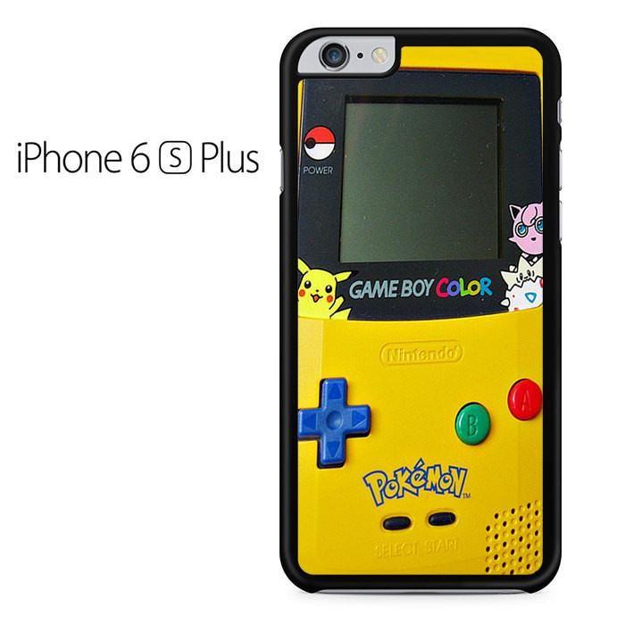 Gameboy Color Pokemon Iphone 6 Plus Iphone 6S Plus Case