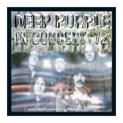 "L'album dei #DeepPurple intitolato ""In Concert 72 (2012 Remix)""."
