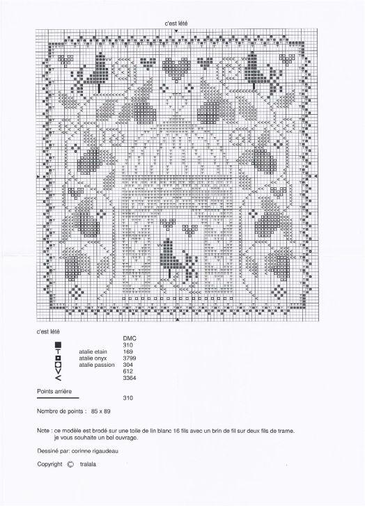 Gallery.ru / Фото #41 - 103 Cross Stitching - joobee