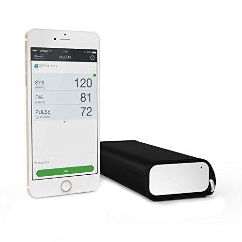 Die American Heart Association veröffentlichte neue Richtwerte. Über 130/80 mmHg gilt als Bluthochdruck. Das Smartphone Blutdruckmessgerät macht messen handlich und einfach.