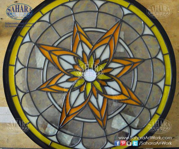 more from ouor new stained glass samples to add to our collection in saudi arabia