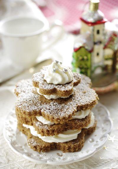 Dopo una cena o un pranzo piuttosto abbondante che dolce si potrebbe servire?Questa è la soluzione! Sono dei delicatissimi e friabili biscottini spezi...